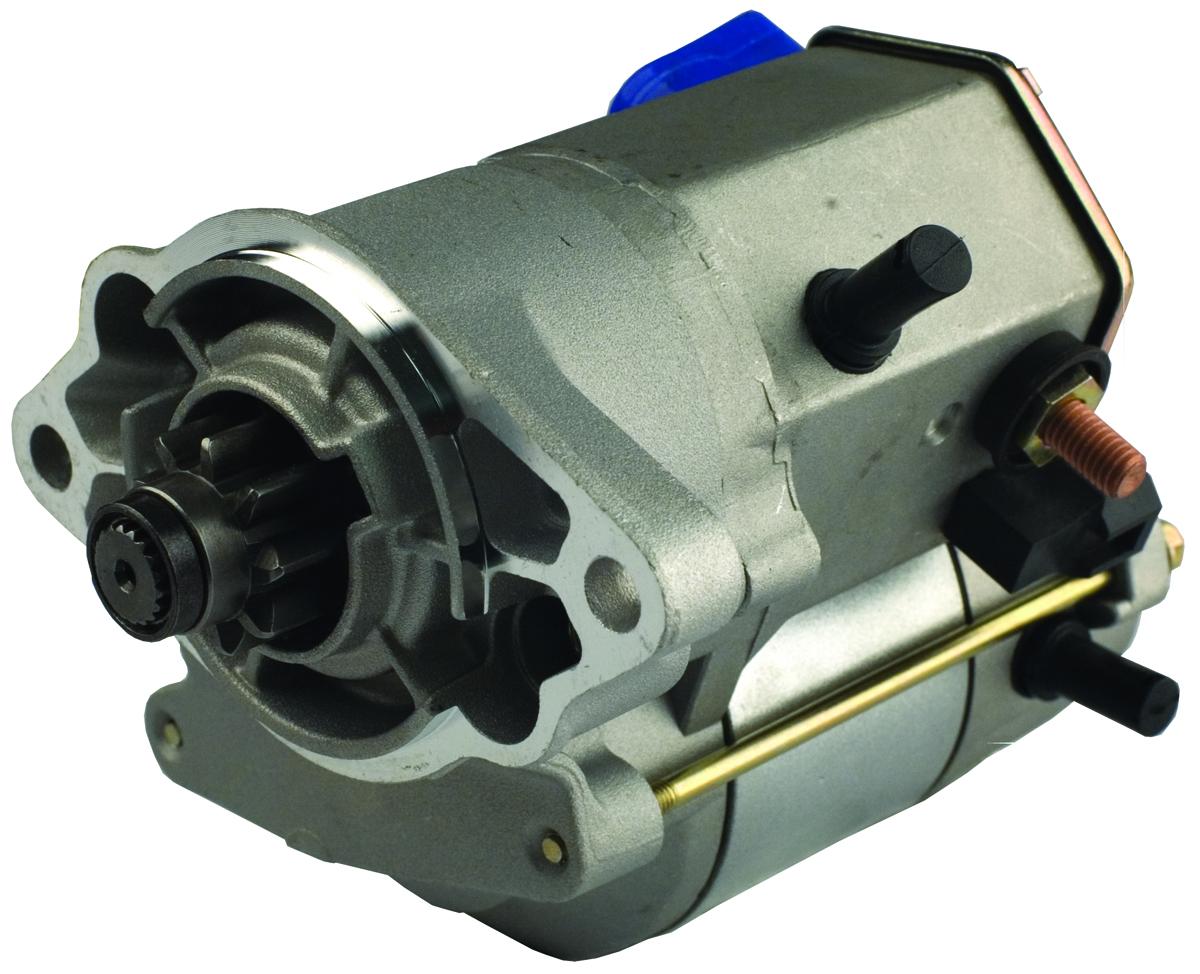 Electric Starter Motor For Kubota 34560 63012 34650 63011