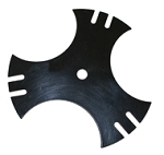 Replacement Edger Blade For MTD Edgers # 781-0748 781-0748-0637