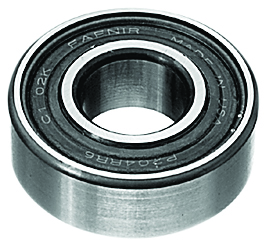 Magnum Ball Bearing Size 1.654 OD 0.591 ID 0.512 Width  # 6302-2RS