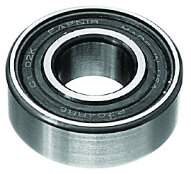 Magnum Ball Bearing # 1.26 OD 0.472 ID 0.394 Width  # 6201-2RS