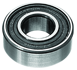 Magnum Ball Bearing # 1.378 OD 0.591 ID 0.433 Width  # 6202-2RS