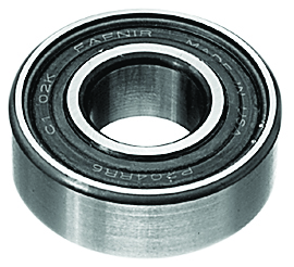 Magnum Ball Bearing # 1.85 OD 0.787 ID 0.555 Width  # 6204-2RS