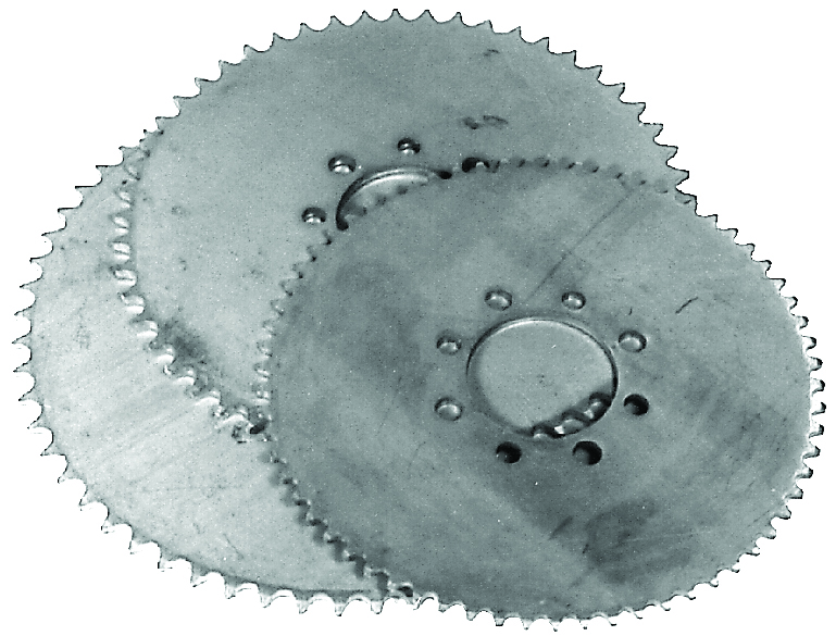 Go Kart Sprockets And Chains : Go kart oregon steel plate sprocket t chain