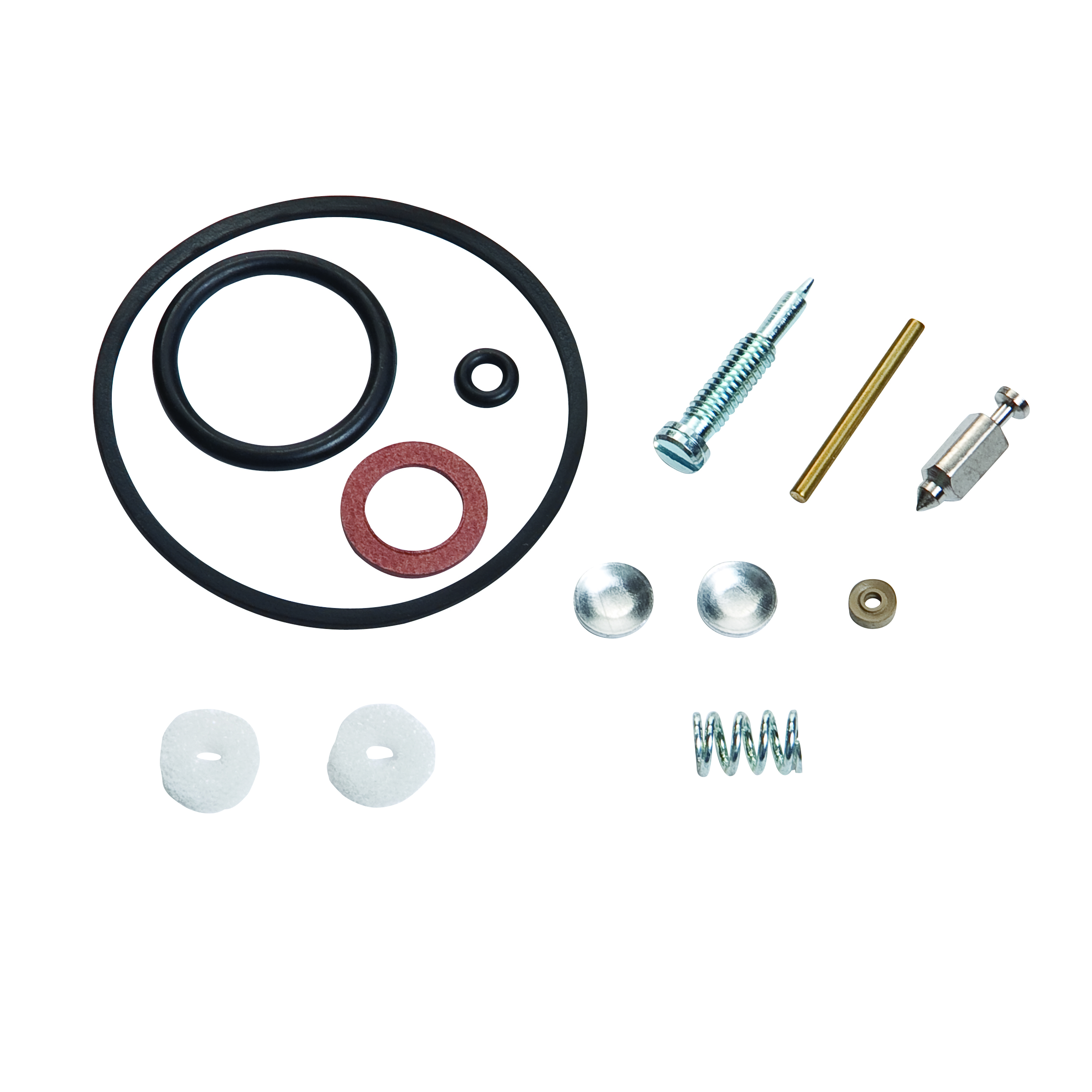 Carburetor Rebuild Kit For Briggs and Stratton # 494349, 492072, 398158