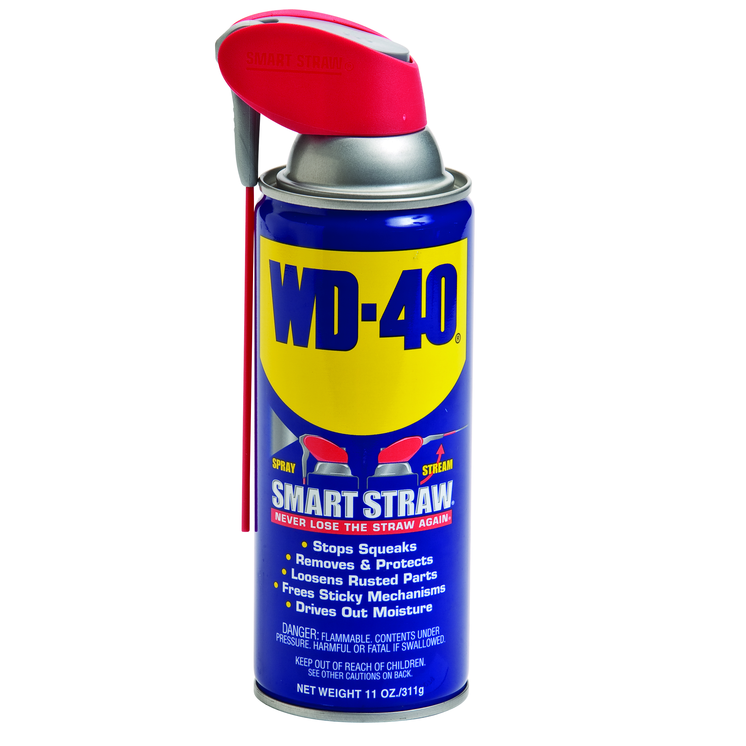 wd 40 smart straw 11 oz aerosol can. Black Bedroom Furniture Sets. Home Design Ideas