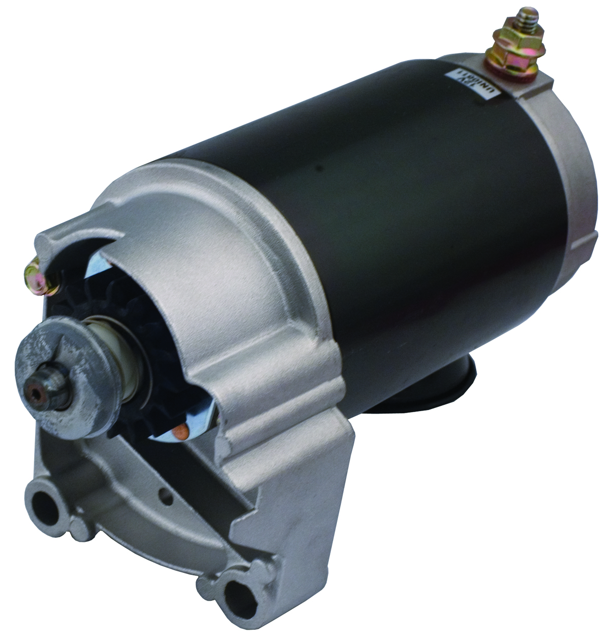 Electric Starter Motor For Briggs Stratton 498148