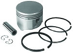 Piston & Ring Set Assembly