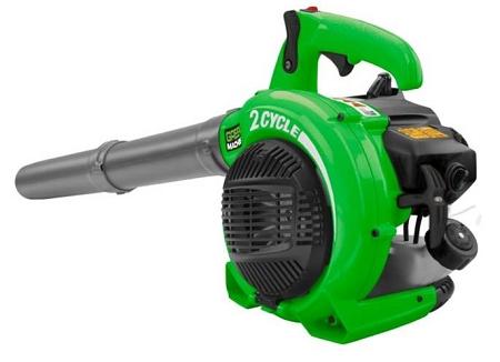 green machine blower