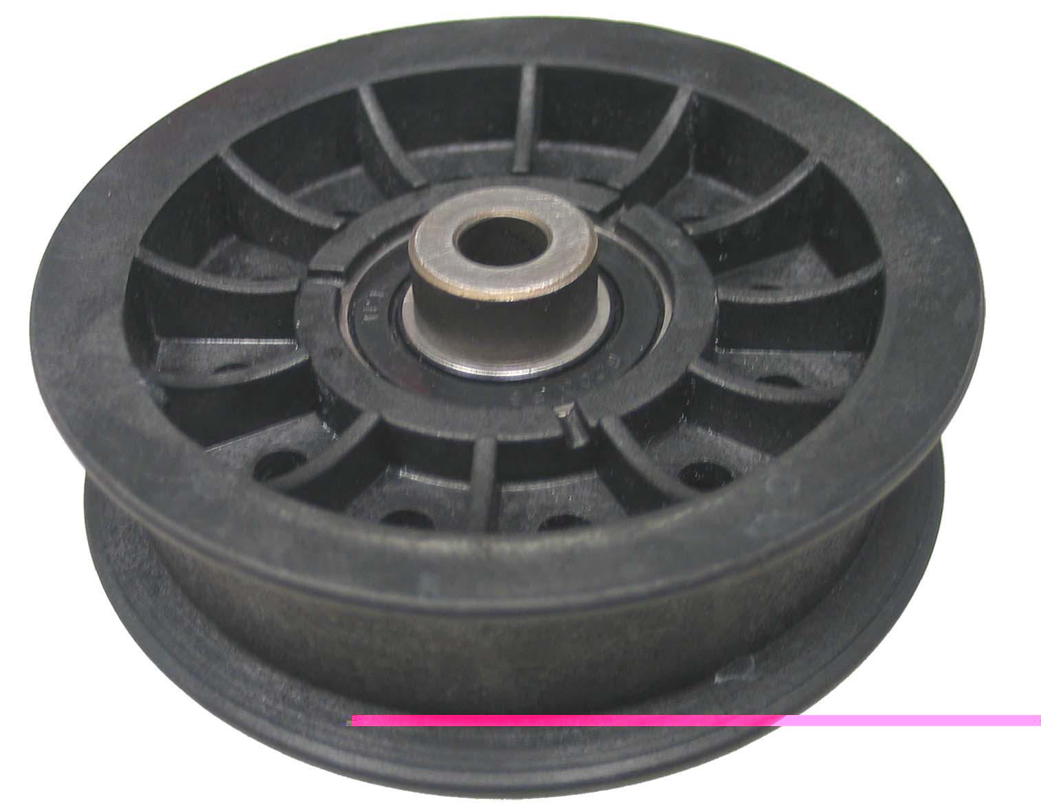 Idler Pulley : Flat idler pulley for mtd