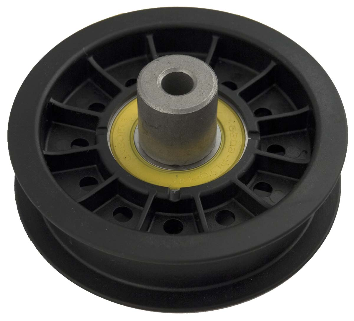 idler pulley john deere flat idler pulley for john deere am134501 part ...
