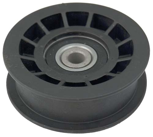 Flat Pulleys For Sale : Flat idler pulley for cub cadet