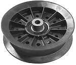 Flat Idler Pulley For Murray 300841