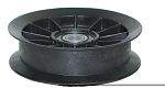Flat Idler Pulley For Murray 91801, 774089