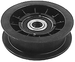 Flat Idler Pulley For Murray 91179, 421409
