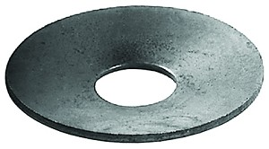 "Cupped Washer Size 2 1/4"" OD  x 1/2"" ID x  1/8""  Thick"