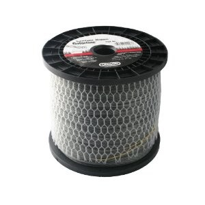 "Oregon Super Twist Magnum Gatorline Round Trimmer line .095"" Gauge 5 Lb Spool Package Footage 1430'"