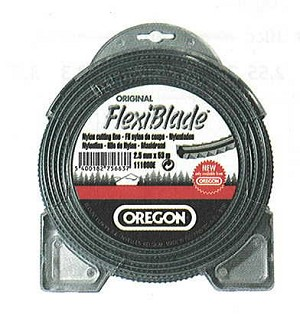 "Oregon Flexiblade Trimmer line 0.099"" Gauge Dounut Package Footage 175'"