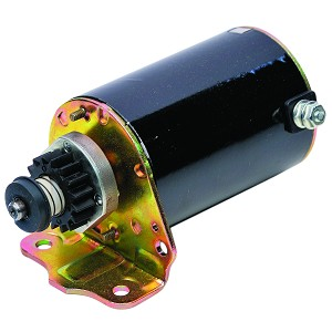 Electric starter motor for briggs and stratton 497595 for Used electric motors portland oregon