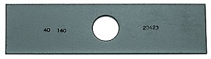Replacement Edger Blade For Ryobi Edgers # 613223