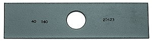 Replacement Edger Blade For Mcculloch Edgers # 301272
