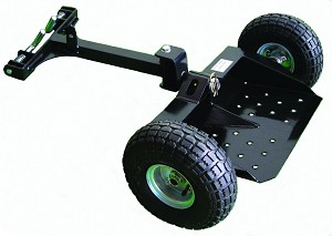 Mower Sulky Two Wheel Sulky TS2002 2 wheels with pnuematic tires