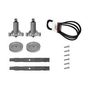 "Deck Rebuild Kit for 42"" Sears , AYP Lawn Mowers Long Belt"