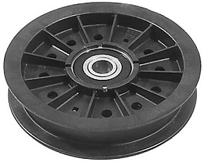 Flat Idler Pulley For Murray 91590, 423238